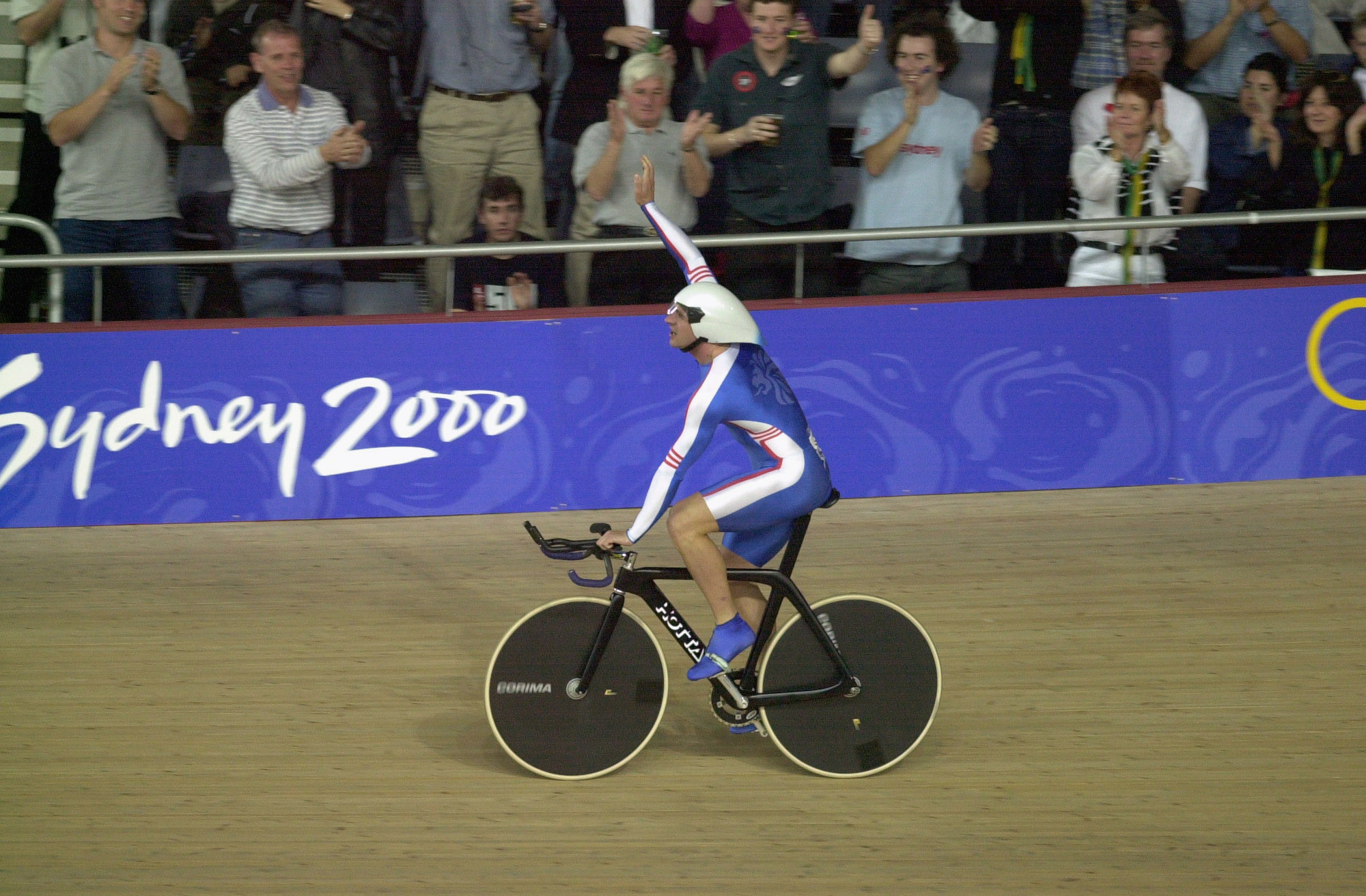The Hotta story: how monocoques and bullishness won Olympic gold in 2000