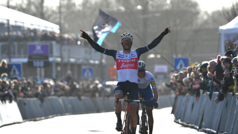 Same-year victories in monuments rare for winners of Omloop Het Nieuwsblad – VeloNews.com