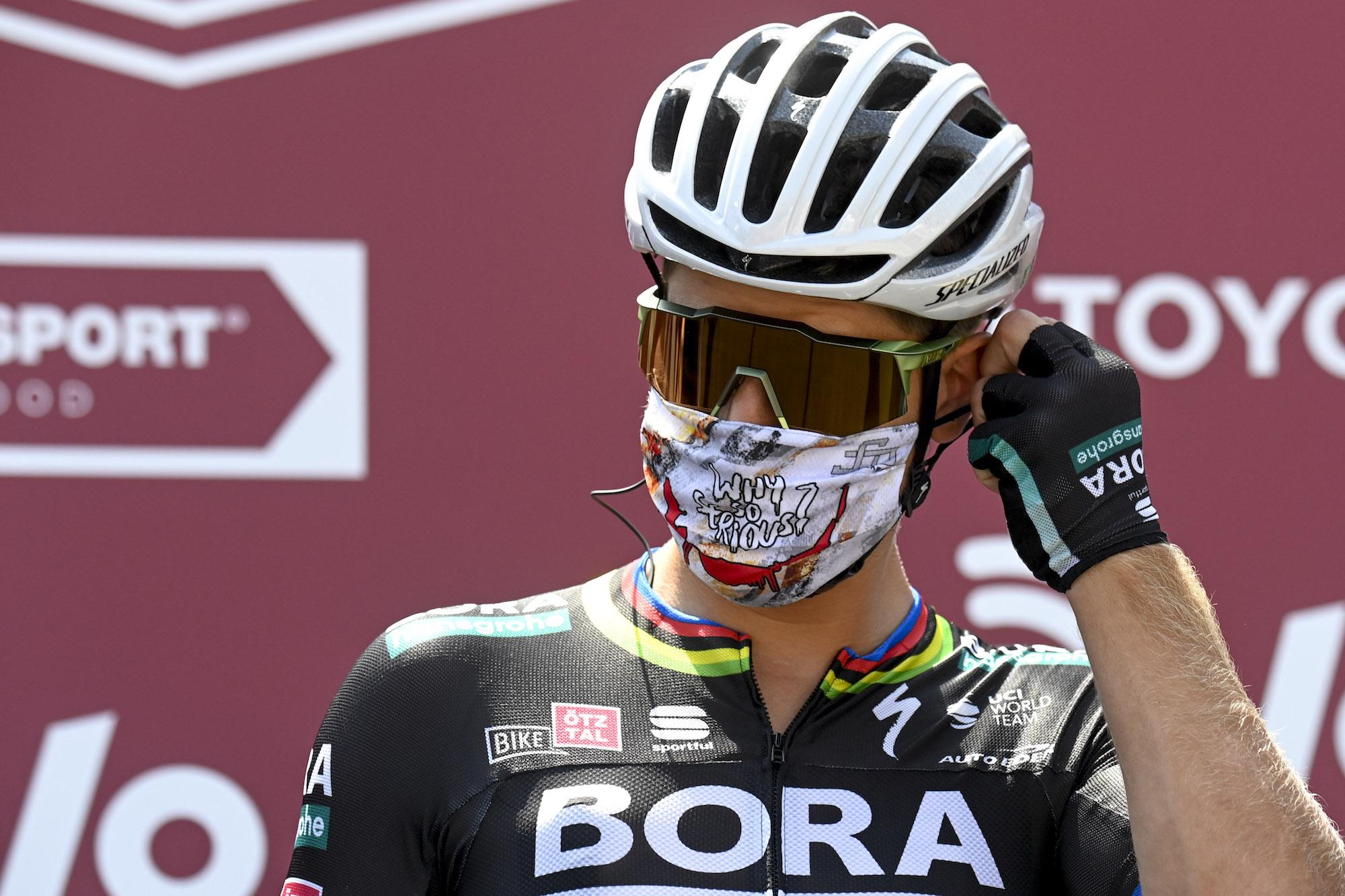 Peter Sagan se vio obligado a perderse el fin de semana inaugural de los clásicos después de contraer coronavirus, según un informe