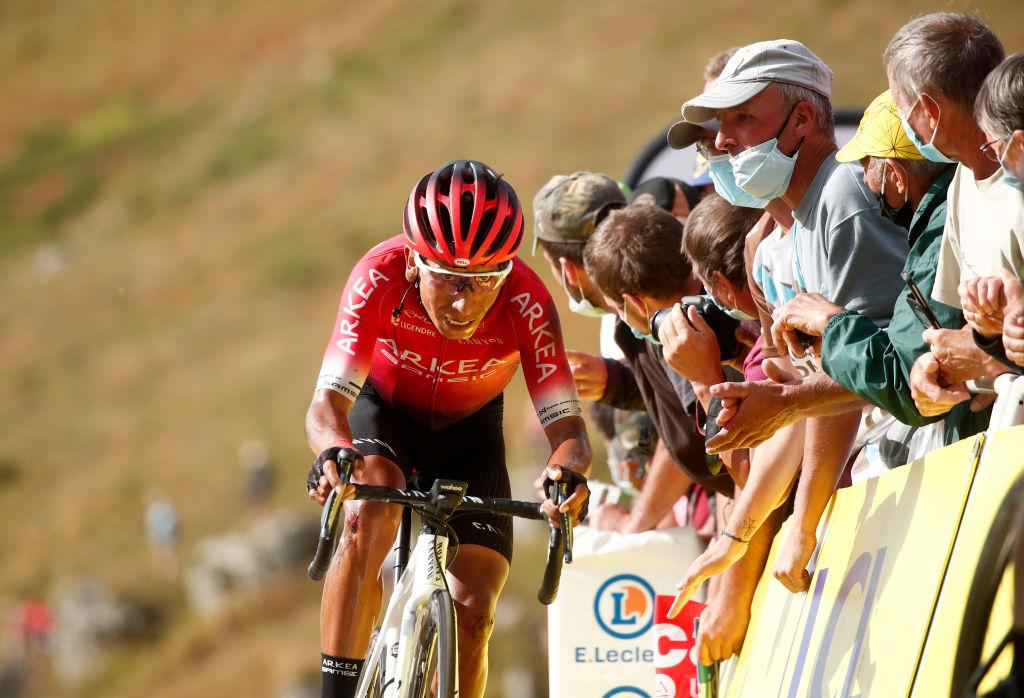 Nairo Quintana says he's fully recovered from double knee surgery – VeloNews.com