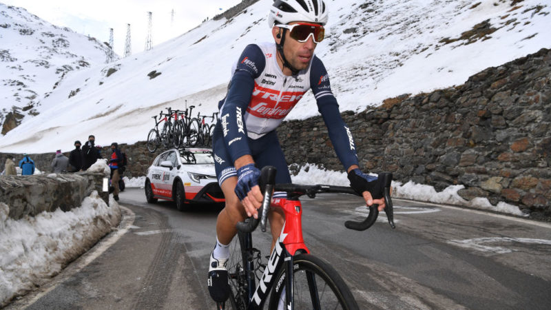 Vincenzo Nibali biedt uitzicht over Giro-route, Remco Evenepoel racet in Olympische vorm op Giro – VeloNews.com