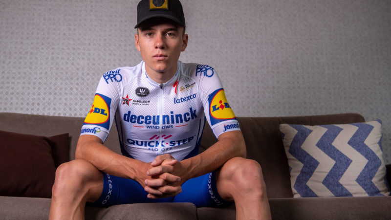 Remco Evenepoel will race Giro d'Italia 'with no ambitions or expectations'