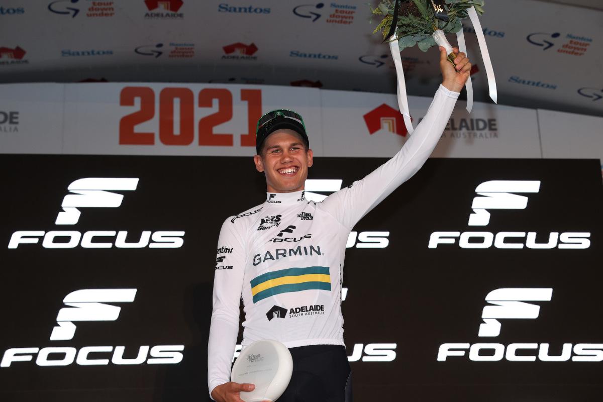 Australia's Remco? Rising star Luke Plapp impresses with national time trial title – VeloNews.com
