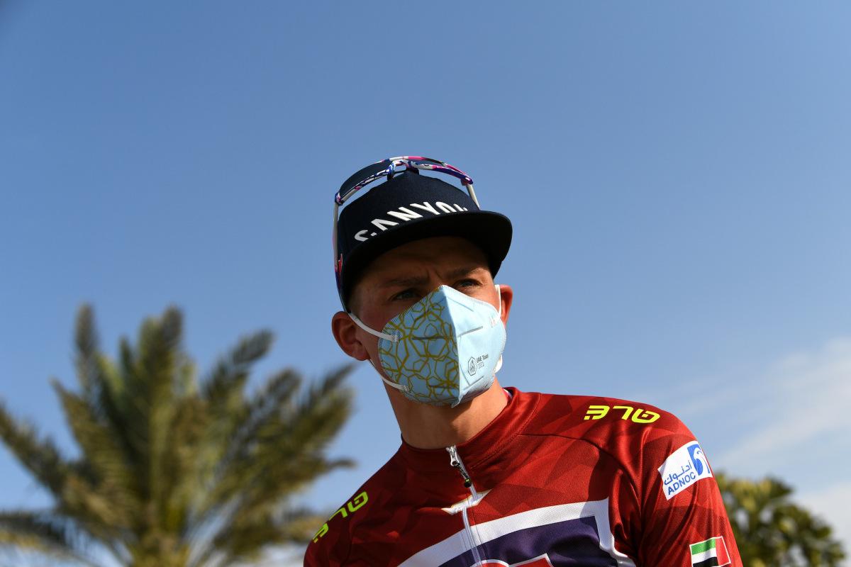 Mathieu van der Poel og Alpecin-Fenix ude af UAE Tour efter COVID positive – VeloNews.com