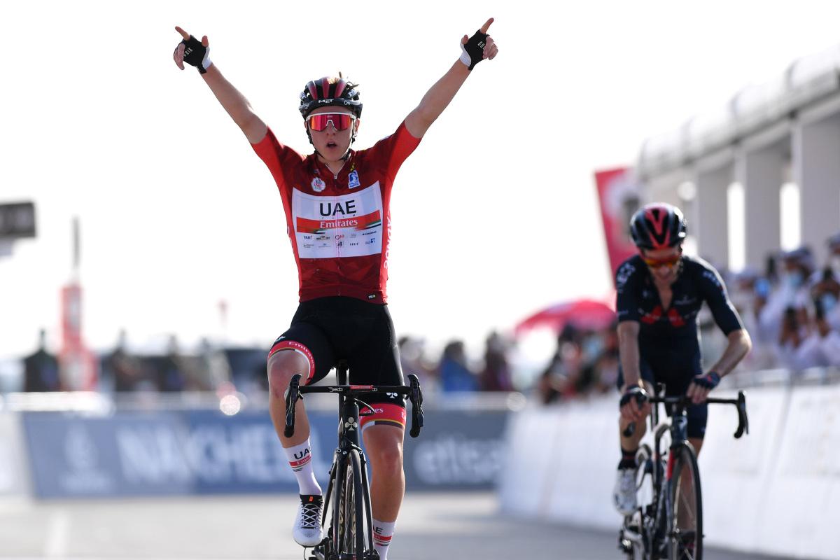 Tadej Pogačar donne le ton à la défense du Tour de France avec un bon départ jusqu'en 2021 – VeloNews.com