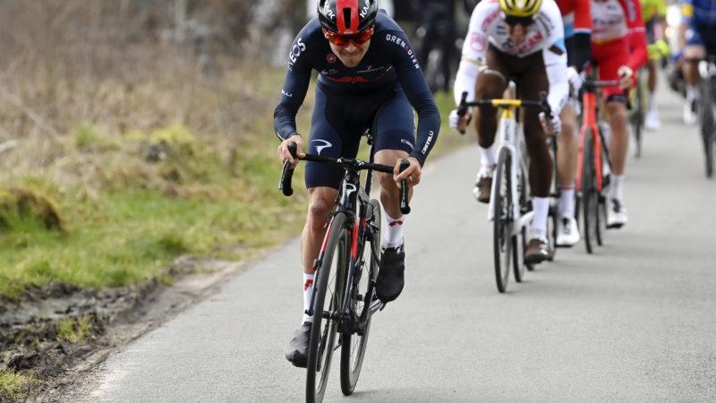'Jeg har fundet form meget hurtigere, end jeg troede,': Tom Pidcock imponerer på Omloop Het Nieuwsblad