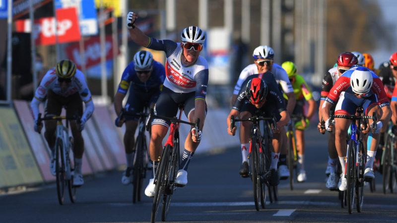 Mads Pedersens Edge-Sprint-Sieg nach dem schillernden Finale – VeloNews.com