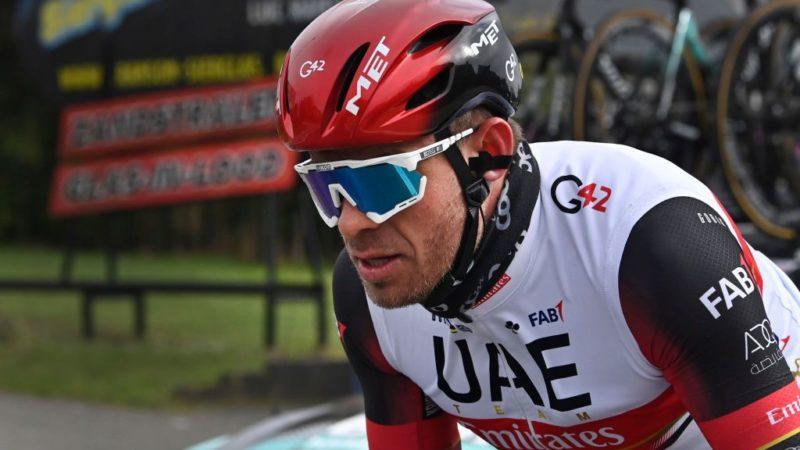 Late crash rues Kristoff's sprint chances in Omloop Het Nieuwsblad