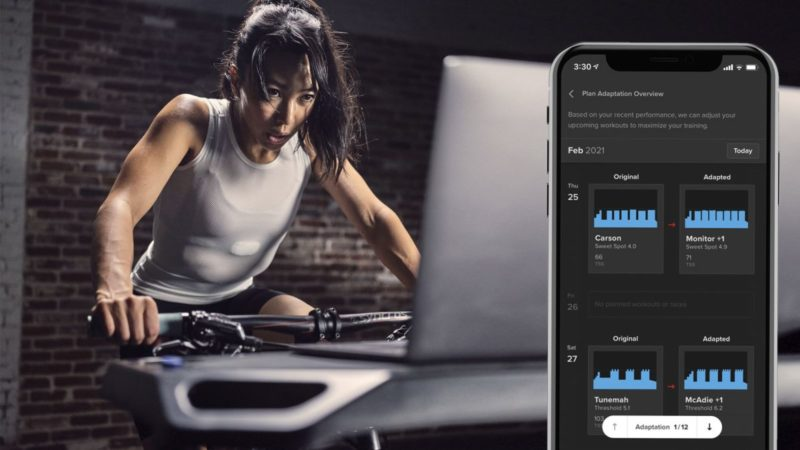 TrainerRoad launches machine-learning-based training plans
