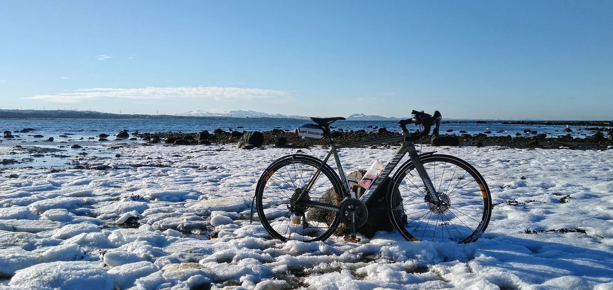 Foto del día de Bikerumor: Longniddry Bents, Escocia