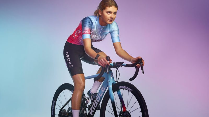 New Drops-Le Col kit unveiled: 'a vision to colour the road'