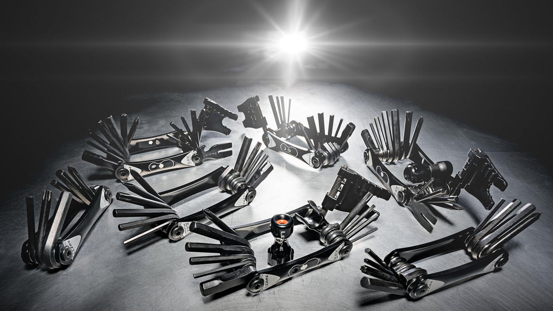 Lezyne redessine toute sa gamme de multi-outils