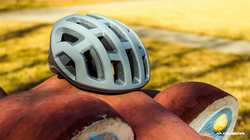 POC changes gears with new sub-200 gram Ventral Lite road helmet