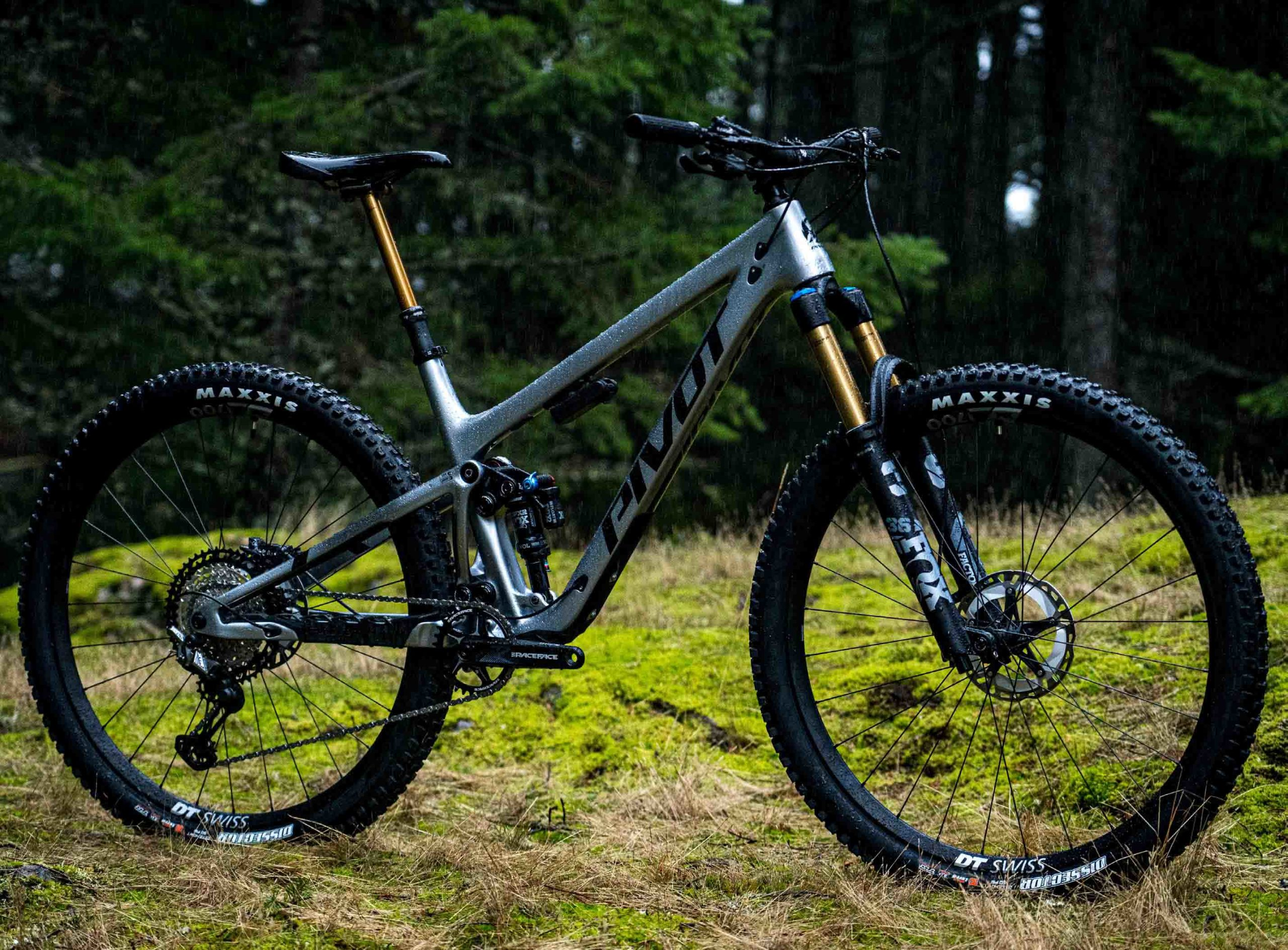 Pivot Trail 429 blurs the line between XC & aggressive trail with new frame design