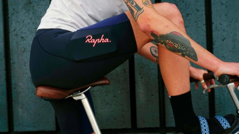 Rapha Women's all-day leggings & shorts take on-the-bike comfort to post-ride life, workouts