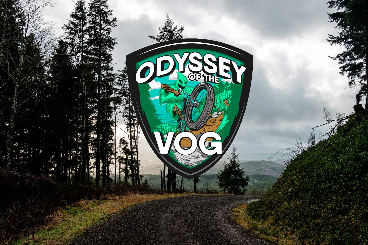 Bikepacking the Valley of the Giants in Oregon's new Odyssey of the VOG event
