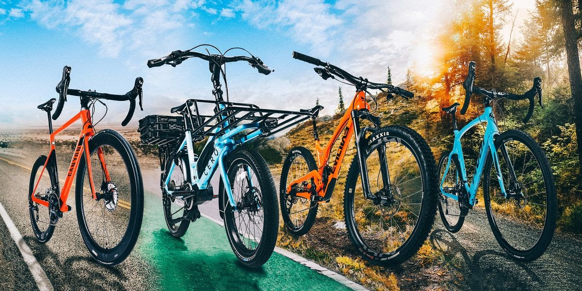 The Best Road, Mountain & Commuter Bikes for 2021
