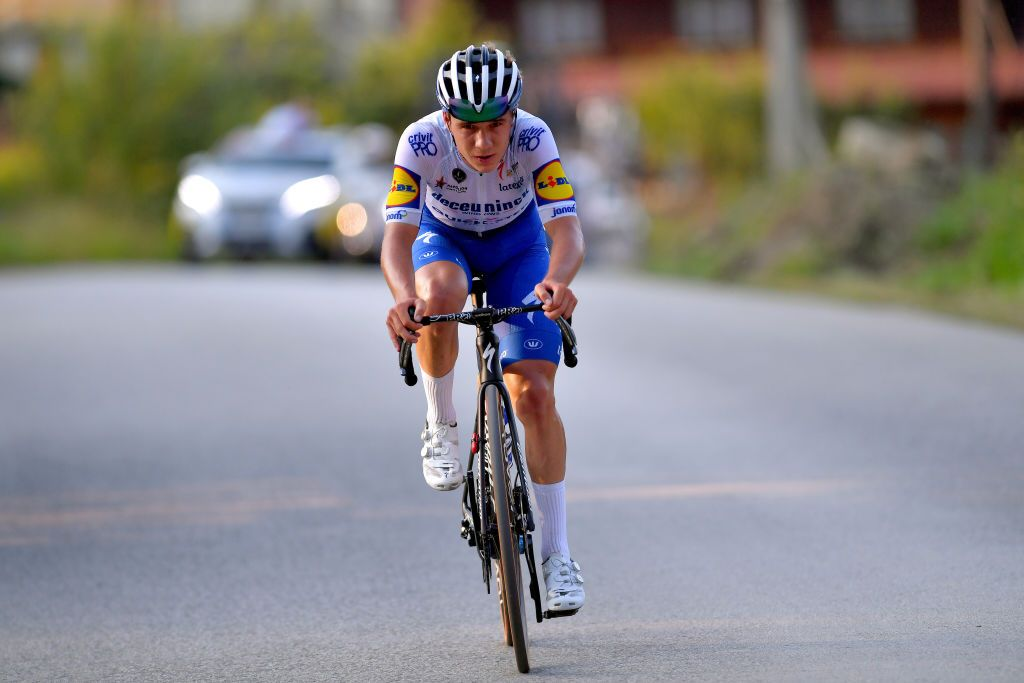 Remco Evenepoel: Nothing is holding me back anymore