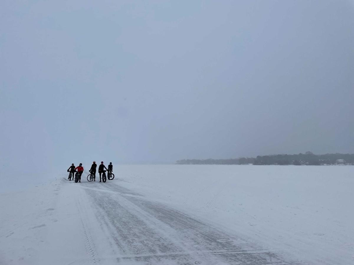 Bikerumor Pic du jour: lac Minnetonka, Minnesota