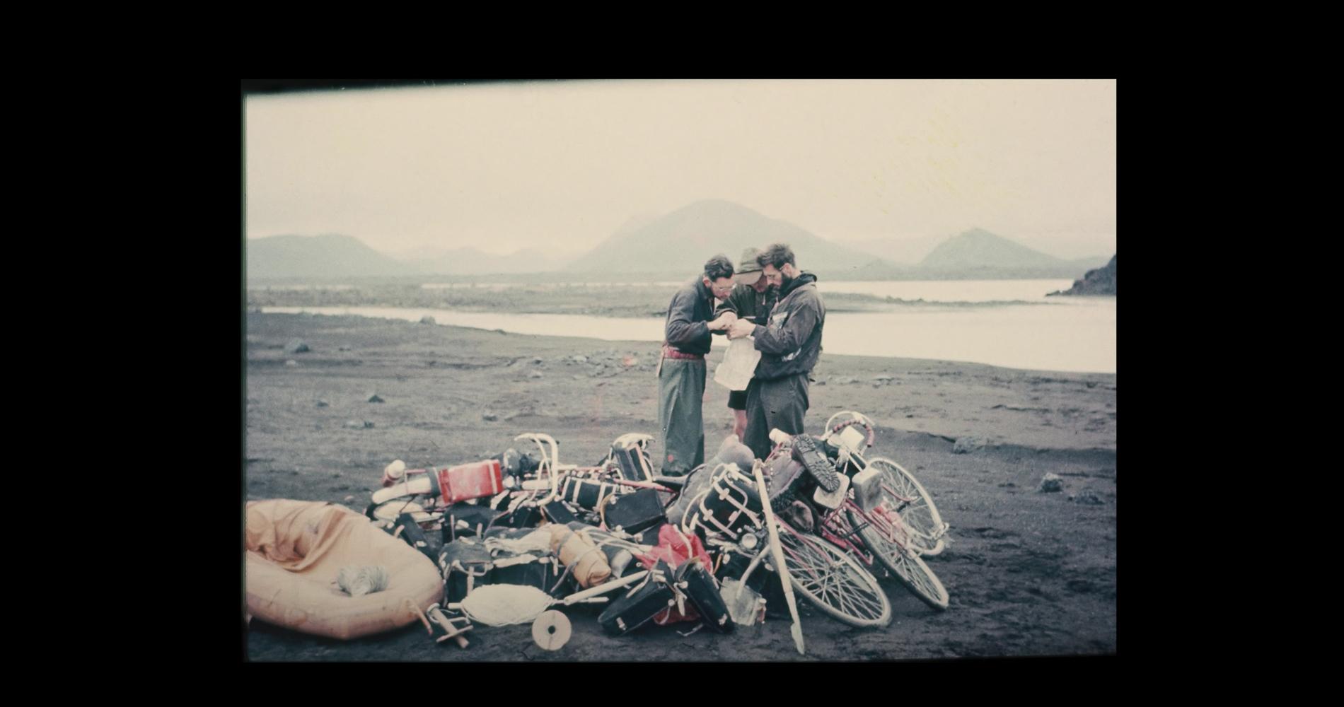 Video: A 1958 trek across the interior of Iceland