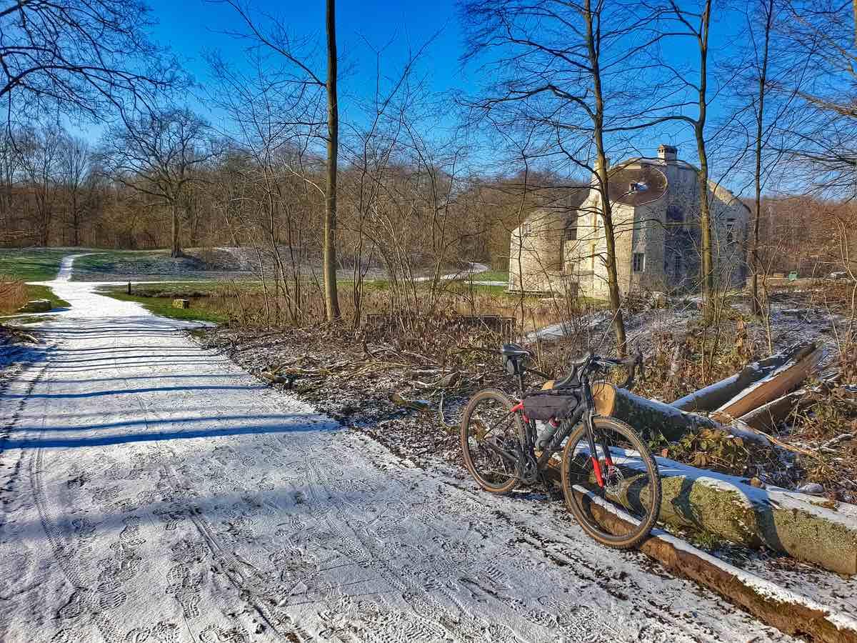 Bikerumor Pic Of The Day: Montmorency Forest, Frankrijk