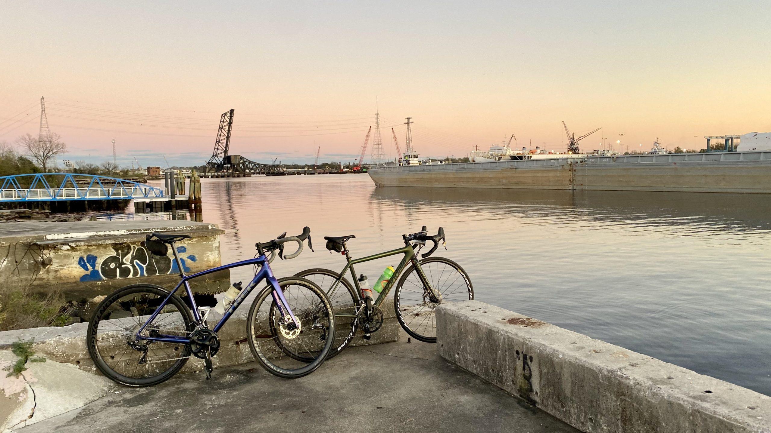 Bikerumor Bild des Tages: Elizabeth River – Norfolk, Virginia