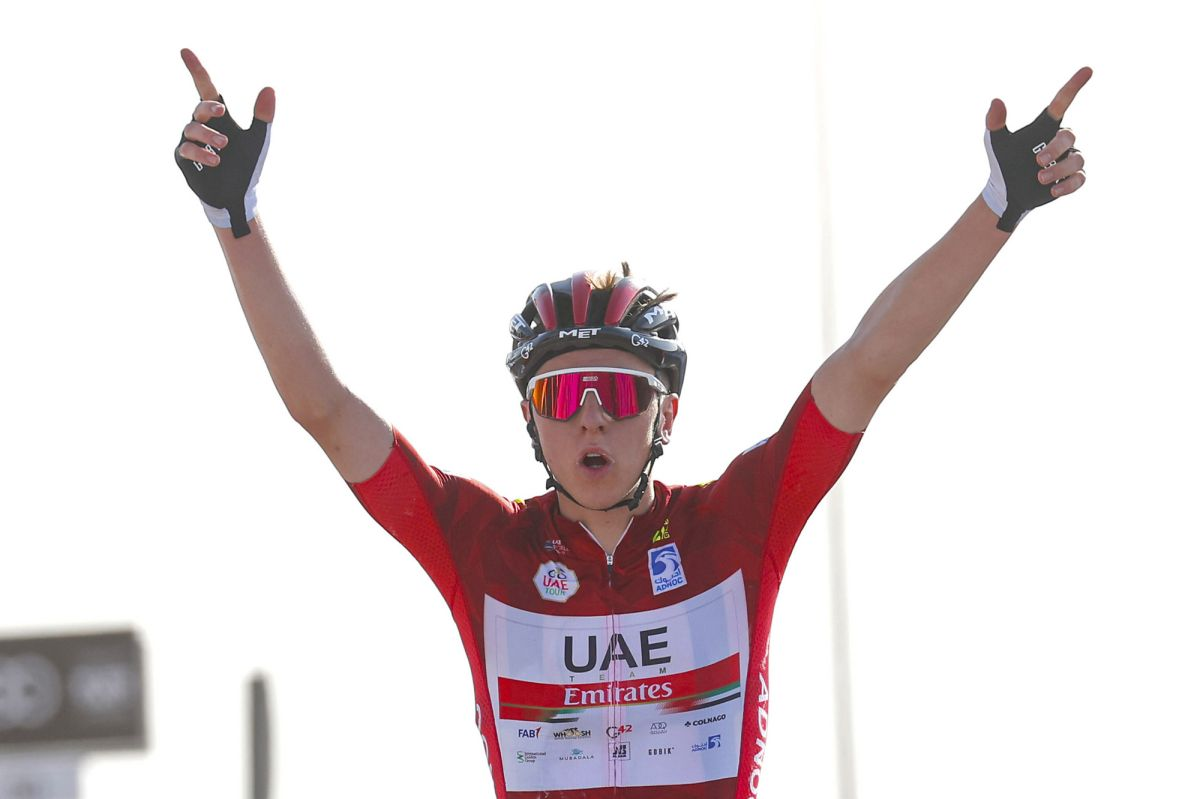 Tadej Pogacar: Anything can still happen at UAE Tour