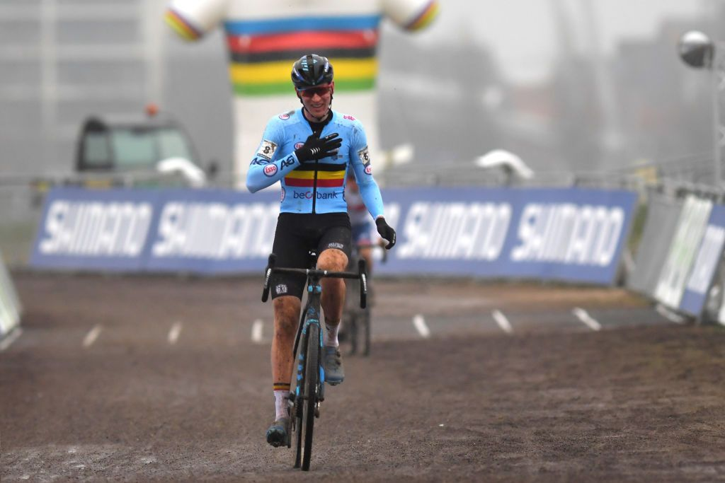 Toon Aerts: The podium at Worlds means much more than a win in a small race