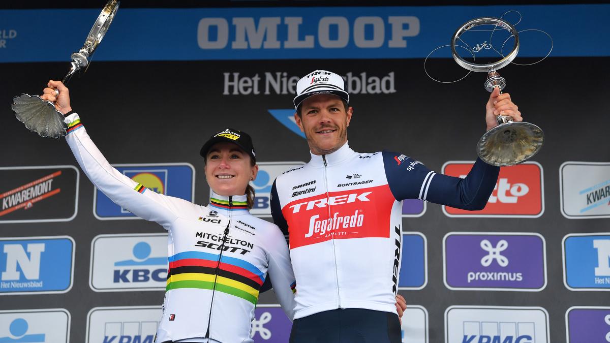 Hvorfor det er så svært at forudsige, hvem der kan vinde Omloop Het Nieuwsblad – VeloNews.com
