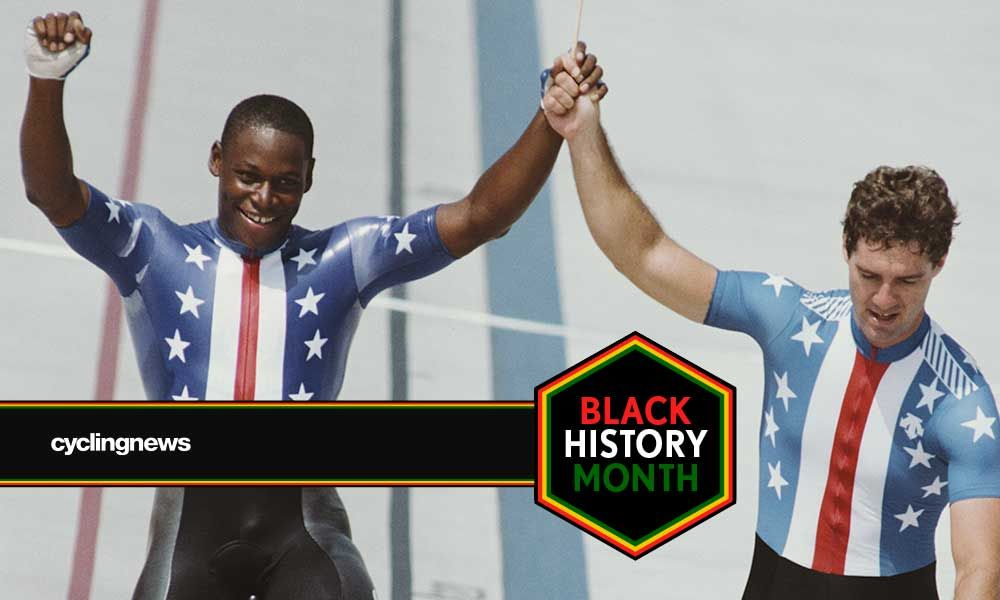 Nelson Vails: The Harlem kid who became US cycling's first Black Olympic medalist