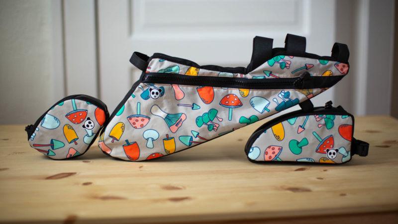 Custom Printed Bags from Rogue Panda Designs