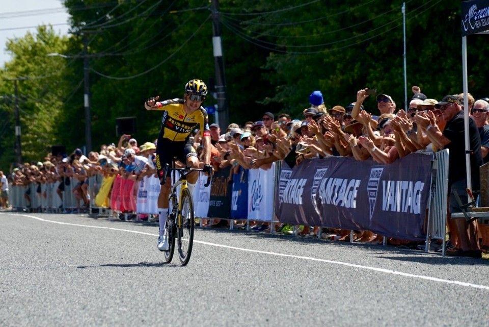 George Bennett picks Giro d'Italia over Tour de France