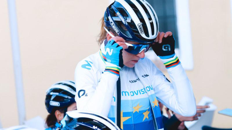 Annemiek van Vleuten debuta con los colores de Movistar en Omloop Het Nieuwsblad – VeloNews.com