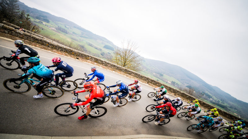 Faun-Ardèche Classic shows promising colors of spring in France – VeloNews.com