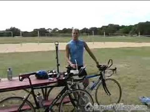 Triathlon Training Tips : Choosing a Triathlon Bike