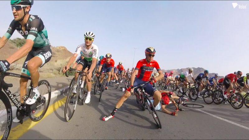 UAE Tour 2019: Best on-bike action
