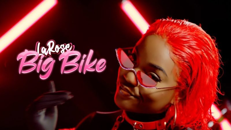 LaRose – Big Bike (Clip Officiel)