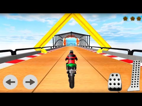 Bike Rider 2020 Motorcycle Stunts Game – Android Gameplay
