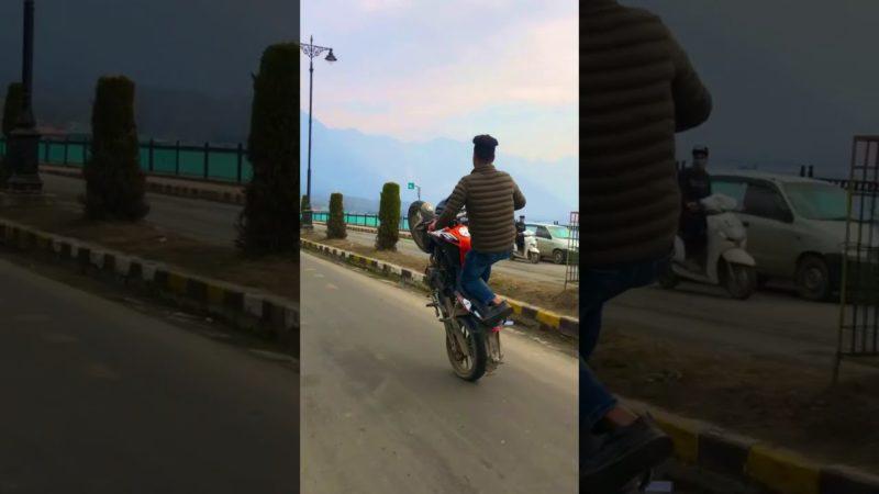Bike stunt | Mtb Stunt | Instagram- Abhishektecno_95 #stunt #mtb #bike