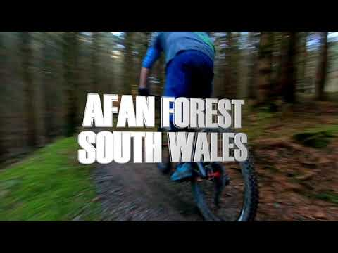 Afan Valley Bike Shed | Corker Trail