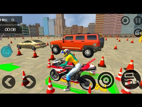 City Bike Stunt Parking Adventure – #5 Android GamePlay On PC