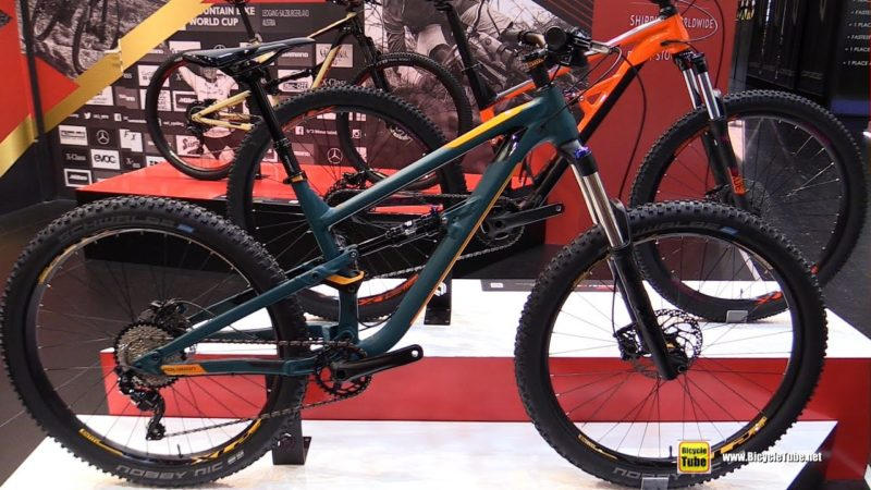 Polygon Siskiu T7 Trail Bike Walkaround Tour – 2020 Model