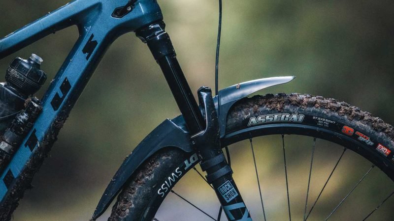 Review: The Mudhugger EVO is a monster-coverage mud guard, sustainably produced