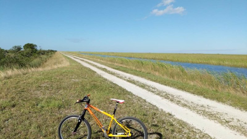 Bikerumor-Bild des Tages: Everglades, Florida
