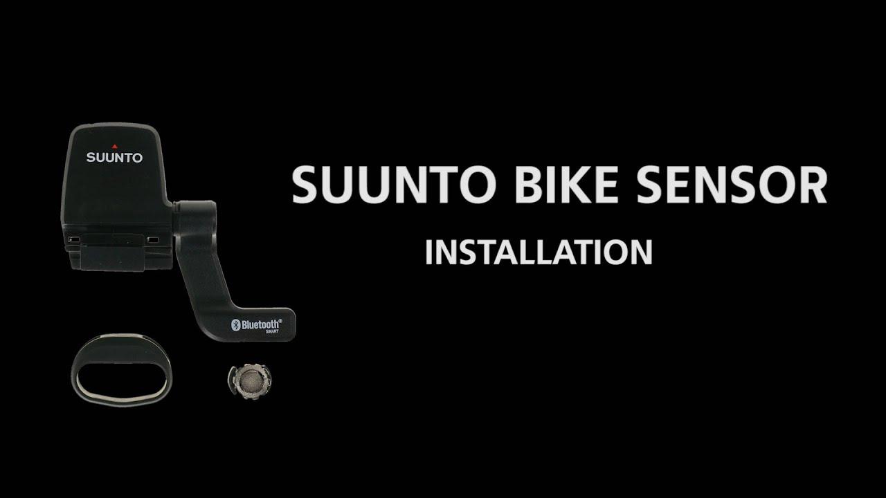 How to install the Suunto Bike Sensor