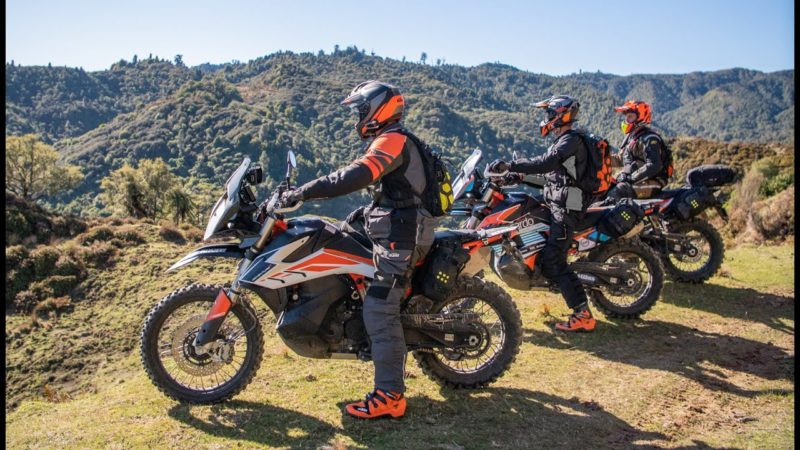 KTM ADVENTURE BIKE RIDING  – A Long Way for Bush Coffee (part 1)