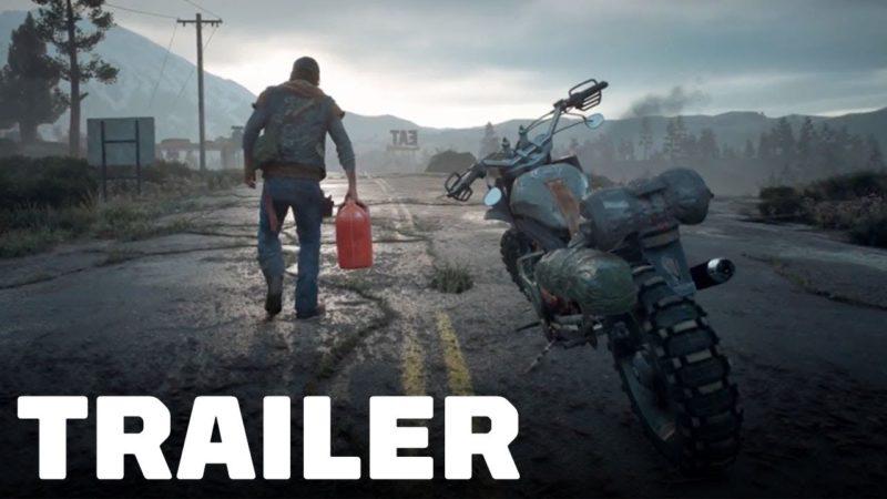 Days Gone – Drifter Bike Trailer