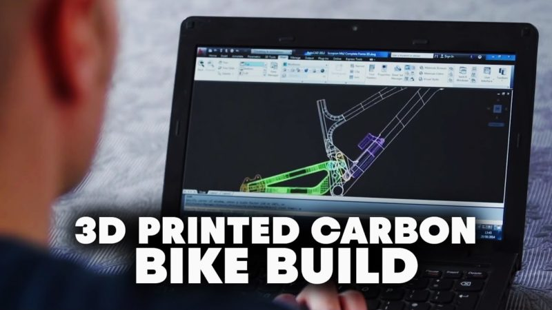 Building A 3D Printed Carbon Bike? – Fettlers Chapter 2
