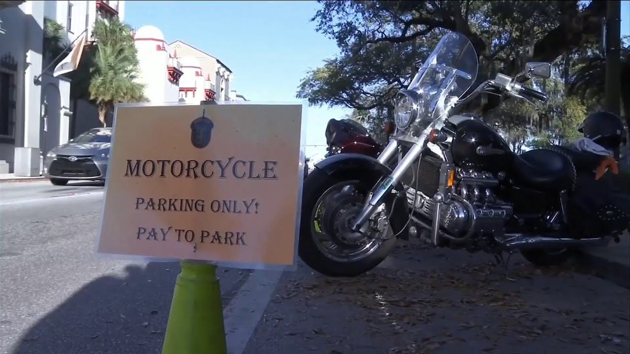 Fewer Daytona Beach Bike Week participants visiting St. Augustine this year