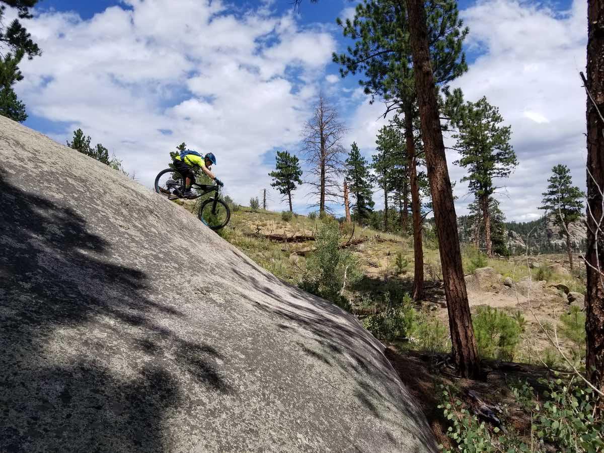 Bikerumor Bild des Tages: Buffalo Creek, Colorado